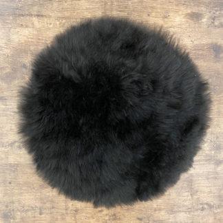 Musta-ruskea lampaantalja istuinalunen